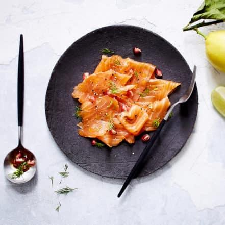 Recette saumon fumé marcel baey