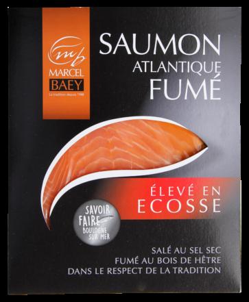 SAUMON ATLANTIQUE FUME - MARCEL BAEY